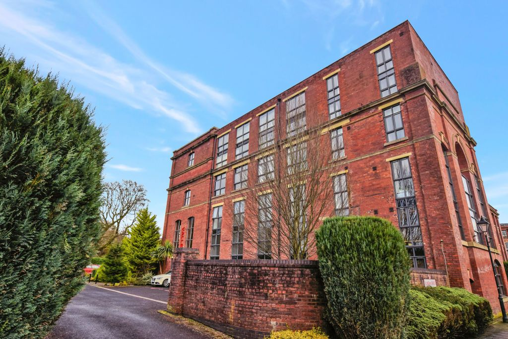 Valley Mill, Cottonfields, Eagley, Bolton